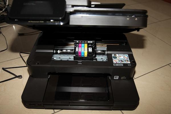 test de la hp photosmart 7520 e all in one imprimantes. Black Bedroom Furniture Sets. Home Design Ideas