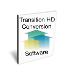 Transition High Definition Conversions Icon