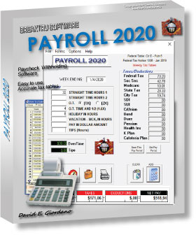 Breaktru PAYROLL 2010